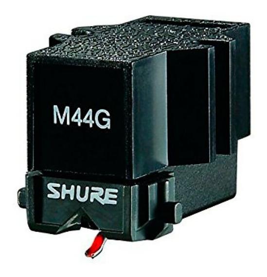 Par De Shure M44g Originais,novas!