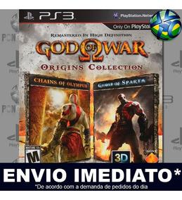 God Of War Origins Collection Ps3 Mídia Digital Psn Promoção