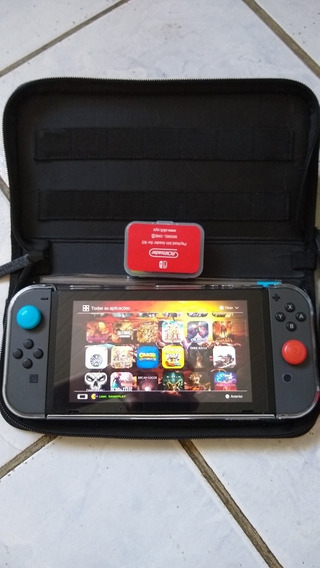 Nintendo Switch Desb. 512gb