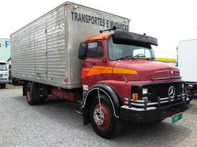 Caminhão Toco Baú Mb 1113 1981 (*raridade*)
