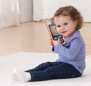 Vtech Touch & Swipe Teléfono Babies