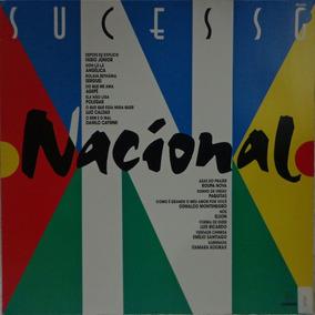 Lp Sucesso Nacional-1991-coletânea-angelica-serguei-polegar