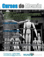 Clases De Aleman (privadas Y Minigrupos)