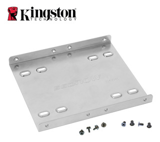 Base Adaptador Disco Duro Ssd 2.5 A 3.5 Kingston Sna-br2/35