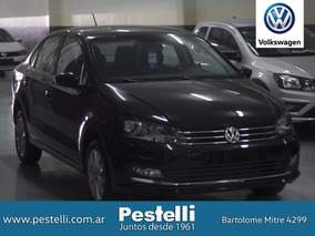 Volkswagen Polo Classic 1.6 Manual Pestelli 2017 0km