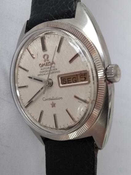 Omega Constellation Cal. 751 Aro Ouro