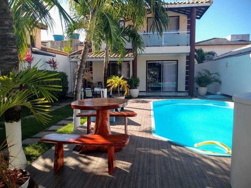 Imagem 1 de 24 de Casa Com 4 Quartos, 104m2, À Venda - Arembepe (abrantes) - Camaçari - Cs-208