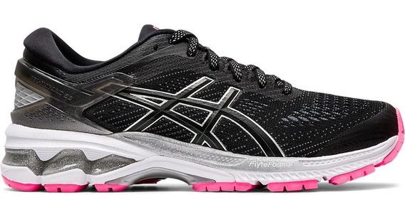 Asics Zapatillas Running Mujer Gel Kayano 26 Lite Slow Negro