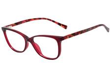a9e7da6c21140 Armação Atitude Oculos Grau - Óculos Armações Vermelho no Mercado ...