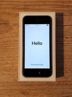 iPhone 5s Muito Novo Com Caixa