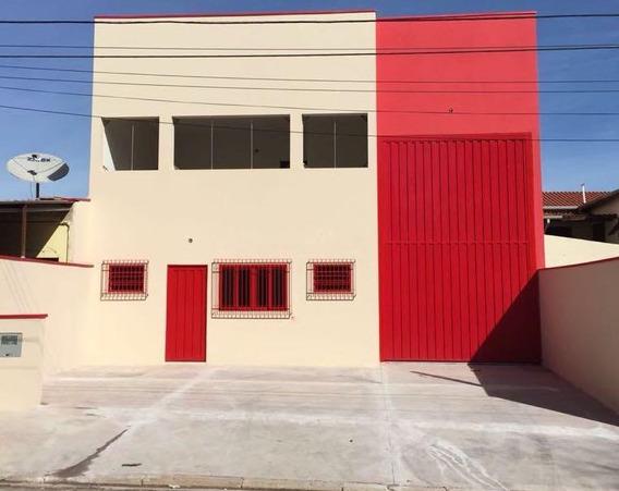 Barracão Comercial Galpão - Ba0011
