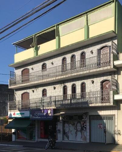 Imagem 1 de 11 de Prédio Comercial E Residencial Jardim Anzai Suzano Cm-0011