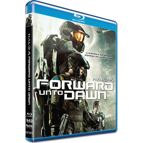Blu-ray - Halo 4 - Forward Unto Dawn