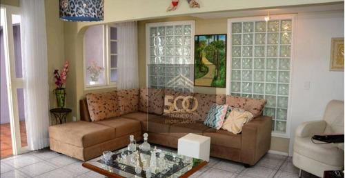 Casa À Venda, 290 M² Por R$ 800.000,00 - Balneário - Florianópolis/sc - Ca0231