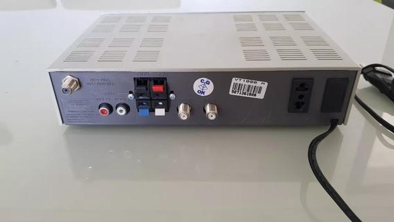 Receptor Parabólico Vt700- Vt1000 - Com Controle Remoto