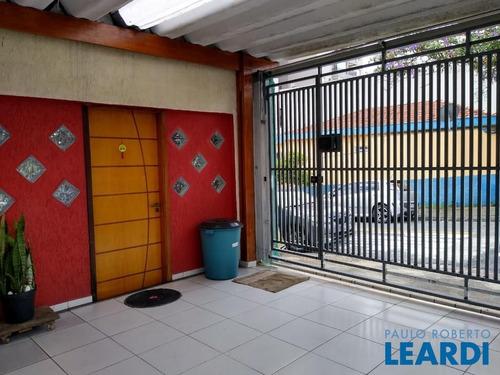 Imagem 1 de 15 de Casa Térrea - Parque Bandeirante - Sp - 635840