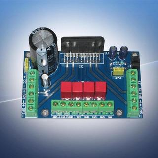 Tda7388 Modulo Amplificador De Audio 4 Canales 4x41w