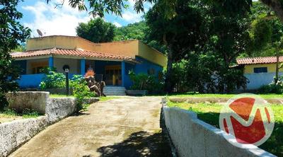 Casa Em Dom Felipe, Em São José, 5 Quartos - Ca0214
