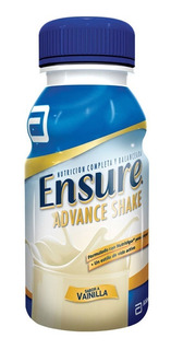 Ensure Advance Shake 237ml Bebible Multivitamínico Vitaminas