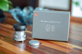 Leica 50 Jahre Summicron 50mm F/2.0