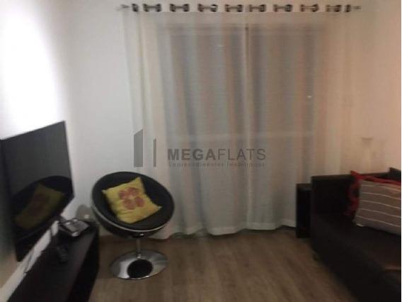 01648 - Flat 1 Dorm, Bela Vista - São Paulo/sp - 1648