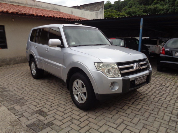 Pajero Full Gls 3.8 At 4x4 - 2008 - Impecável