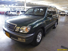 Toyota Land Cruiser 100 Lexus-land Cruser
