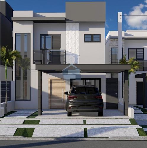 Casa Em Condomínio Para Venda Em Indaiatuba, Jardim Park Real, 3 Dormitórios, 1 Suíte, 3 Banheiros, 2 Vagas - _1-1765802