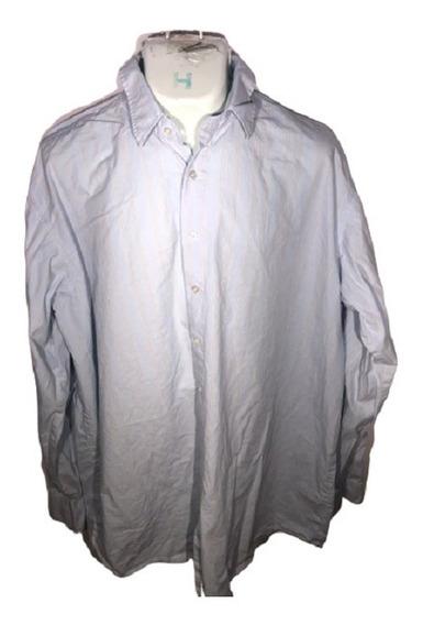 Camisa 2xl Calvin Klein Id R970 U Hombre 10% O 4x3 Remate!