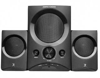 Sistema De Audio Perfect Choice Pc-112761 - 50 W, Negro, B