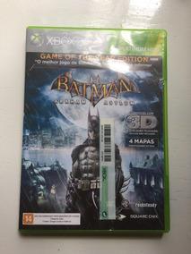 Batman Arkhan Asylum - Xbox360 - Original
