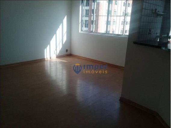 Apartamento Com 2 Dormitórios Para Alugar, 76 M² Por R$ 1.900/mês - Perdizes - São Paulo/sp - Ap12588