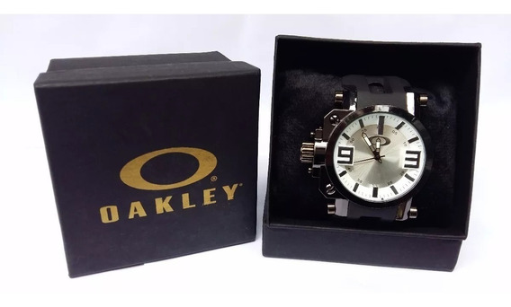 Kit 5 Relogio De Pulso Masculino Oakley