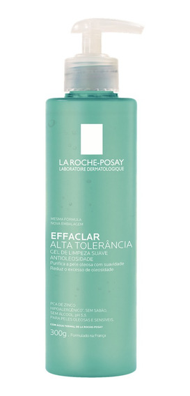 Gel De Limpeza Facial La Roche-posay - Effaclar Alta Tolerância 300g
