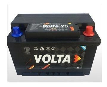 Imagen 1 de 2 de Bateria Volta 75 Amperes 12v