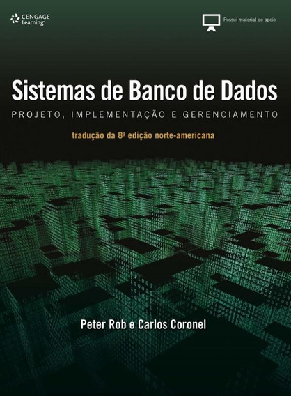 Sistemas De Banco De Dados - Traducao Da 8 Edicao Americana