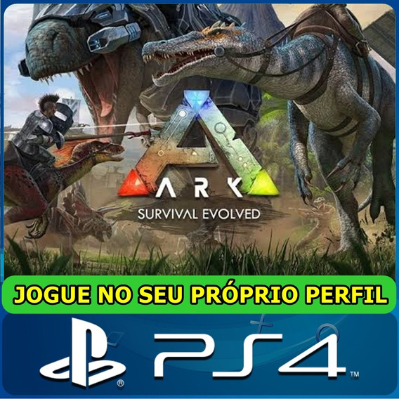 Ark Survival Evolved Ps4 Leg. Em Português Digital Psn