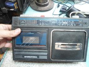 Rádio International - Para Reparo Ou Peças