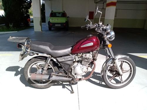 Imagem 1 de 11 de Suzuki Intruder 125 2007 - Faça Sua Proposta! (só Venda)
