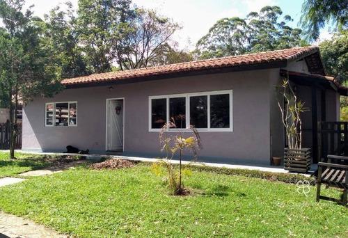 Casa Com 2 Dormitórios À Venda, 180 M² Por R$ 820.700,00 - Granja Viana - Cotia/sp - Ca1845