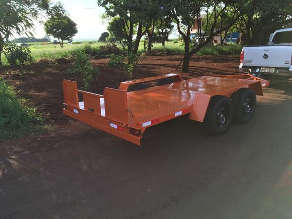 Carretas Basculante Transporte Veiculos Com Freio