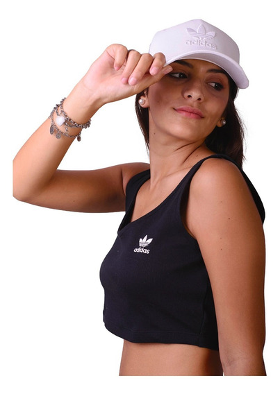 Musculosa adidas Originals Styling Complements Cropped -dw38