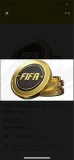500k Fifa 20 Ps4