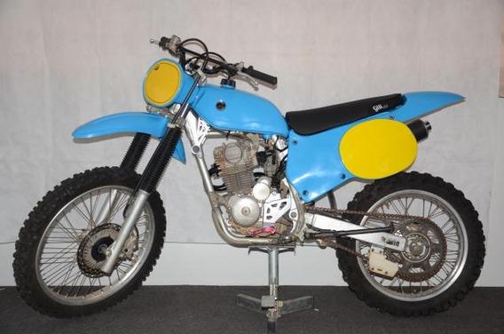 Kit Plasticos Crf 230, Uma Old Pro Estilo Bultaco