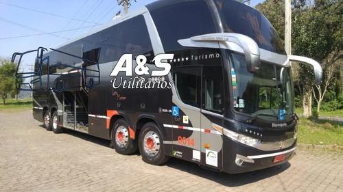 Imagem 1 de 12 de Paradiso Ld 1600 2014 Scania K400 4 Eixos Ais Ref 747