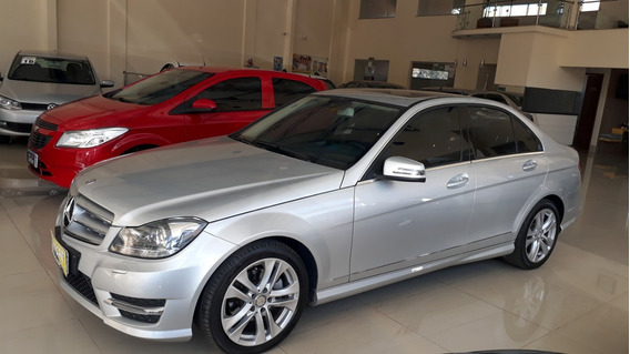 Mercedes C200 Advantage 2013 Novíssima