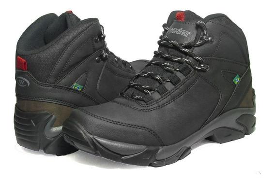 Tenis Masculino Coturno Original Wonder Boots Ref:1