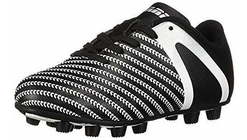 Zapatillas De Fútbol Vizari Baby Impact Fg, Negro /blanco, 9
