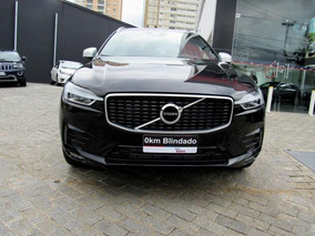 Volvo Xc60 Inscription Awd Gasolina Preta