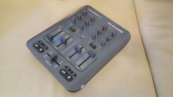 Mixer Controlador M-audio X-session Pro